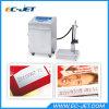 La fecha de la máquina de codificación de la impresora de inyección de tinta continua para el huevo (CE-JET920)
