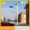 5 Jahre Garantie-Straßen-Beleuchtung-Oberseite-Batterie-Solarstraßenlaterne-