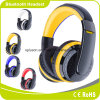 Auricular sin hilos estéreo material del receptor de cabeza de Bluetooth del ABS colorido de los deportes