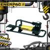 De lichtgewicht Hydraulische de p-Reeksen van de Pomp van de Voet Hulpmiddelen van Enerpac