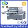 Qzx1370D7 54x57 pouces Programme hydraulique de commande de machine de découpe de papier coupe papier