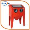 Sandblaster portátil pesado para venda, máquina de jateamento de areia Portable