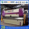 Wc67y hydraulische Fluss-Stahl-Platten-Druckerei-Bremse