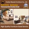 ホテルの家具または中国の家具または標準ホテルの倍の寝室の家具の組または二重厚遇の客室の家具(GLB-0109836)