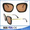 De Met de hand gemaakte Zonnebril van uitstekende kwaliteit van de Acetaat met Lens Cr-39