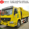 Sinotruk HOWO 6X4 360HP 25tonnes utilisé de camion à benne camions à benne basculante