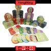 Plastikchips des schürhaken-760PCS eingestellt/für Spieler des Kasino-5 - 8 (YM-FOCP002)