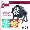 12PCS 4in1 LED PAR Light van Stage Lighting (hl-031)