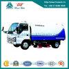 Isuzu 4X2 시 위생 도로 또는 거리 청소원 흡입 트럭