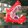 MP3 Player Landscape Inflatable Electric Car met MP3 Player
