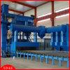 Strumentazione senz'aria di pulizia di granigliatura della lamiera di acciaio