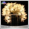 電池式の高品質のクリスマスの装飾ライト休日ライト暖かく白い屋外の豆電球LEDストリングライト