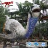 Decoración Jurásico Zigong modelo dinosaurio de fibra de vidrio Artificial