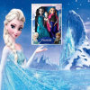 Selling quente Frozen Doll Wholesale Frozen Movable Joints Doll Elsa e Anna 12 Inch Including Olaf