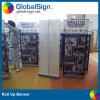 Escamotables en aluminium enroulent le stand de bannière (URB-10)