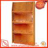 Het houten Kabinet van Megazine van de Tribune van de Vertoning Megazine