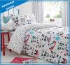 子供の寝具のパンダの主題の羽毛布団カバー寝具