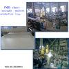 Plastikstrangpresßling-Maschine des Qualitäts-Rohstoff-PMMA