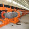 Раздвижной Retractable резиновый ленточный транспортер для добычи угля
