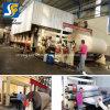 Papierindustrie-Fertigkeit-Braunes Packpapier, das Maschinen-zweite Verkäufe für preiswertestes bildet