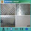 Plat antidérapage en aluminium des prix concurrentiels 2017 de bonne qualité