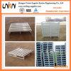 Do metal de aço durável resistente do armazenamento do armazém do disconto pálete Stackable personalizada