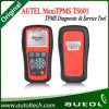 Уточнение инструмента 100% Autel Maxitpms Ts601 TPMS диагностическое первоначально свободно он-лайн