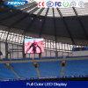 Pantalla de interior de la visualización P7.62 LED del estadio de la alta calidad