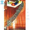 La alta calidad creó las escaleras 005 del hierro labrado