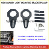 Heller Stab-Halter-Klage des Aluminium-LED für Multi-Sized Anschlagpuffer