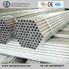 Tubo galvanizado de la estructura de acero de la INMERSIÓN caliente del material de construcción para el invernadero
