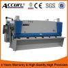 CNC 강철 플레이트를 위한 유압 절단기