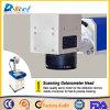 휴대용 20W CNC 섬유 Laser 금속 마커 기계 판매