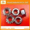 Tuerca de fijación métrica de calidad superior de la talla A4 K del acero inoxidable