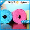De populaire die Mat van de Yoga van pvc van de Stijl in China wordt gemaakt