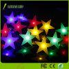 Décoration colorée de la batterie Star LED Guirlande solaire Lumière de Noël