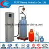 1-300 kg de gas Tipo de tipo manual eléctrico de las escalas de llenado de botellas