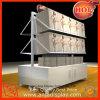 Soporte del estante de visualización de la ropa interior del metal para el almacén de la ropa