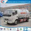Vrachtwagen van de Zuiging van Dongfeng 4*2 de Vacuüm