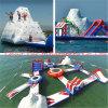 Sport di acqua di galleggiamento gonfiabile personalizzato vendita calda per la sosta dell'acqua