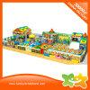 Equipo de interior comercial del patio de los niños del tema del mundo del caramelo para la venta