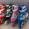 De Rolschaats Shoes van jonge geitjes met Pu Wheels