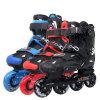 Patín de ruedas y patín de cuatro ruedas tradicional para los niños