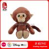 Singe animal de jouet de peluche faite sur commande de singe pour des gosses
