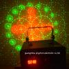 Het dubbele Licht van de Laser DMX van het Gat LED+Rg