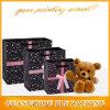 Papel luxuoso por atacado sacos de compra personalizados (BLF-PB127)