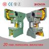 Máquina de perfuração mecânica Jb23-63ton da imprensa de potência mecânica