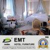 Meubles blancs de chambre à coucher d'hôtel de luxe de couleur réglés (EMT-SKB16)