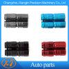 Qualität CNC-Aluminiumauto-Ventilverschraubung