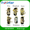 Bijoux Mini Cat / Lion / Tiger USB Flash Drive Crystal USB Stick